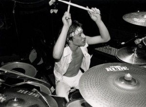 Drummer Alex Van Halen: The Hard-Rock Archetype