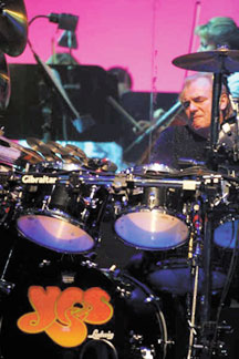 Drummer Alan White