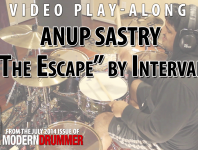 "<b>Anup Sastry Videos:  ""Ephemeral"" and ""The Escape"" by Intervals</b>"