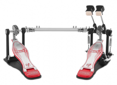 The Mach 1 Pro single pedal with Quick Torque offers a heavy-duty design; fully adjustable beater angle and spring tension; Quick Torque cam to enhance speed, return action, and performance; adjustable two-way beater (felt or plastic), and a dual-chain drive cam for smooth action and no loss of power....