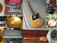 The new online startup Drum Exchange has officially launched its online marketplace for musicians and hobbyists to buy, sell, and trade used instruments and gear completely free, while still offering the security of other major online sales platforms.