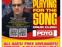 "<b>Bart Robley ""Playing For the Song"" Clinic</b>"