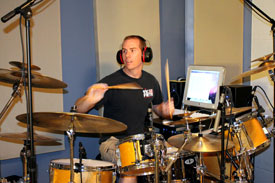 Drummer/Educator Bill Bachman
