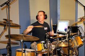 Drummer/Educator Bill Bachman