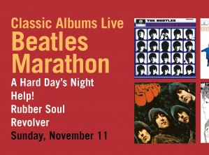 Enter to Win Tickets To The Classic Albums Live at the NJPAC