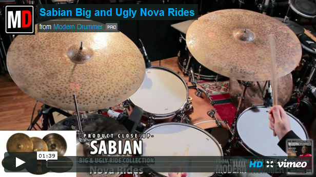 Sabian Big & Ugly Collection