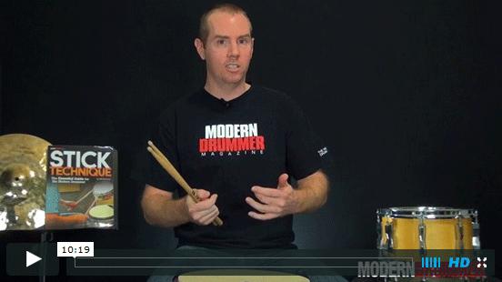 VIDEO LESSON! Strictly Technique: Pataflafla Builder