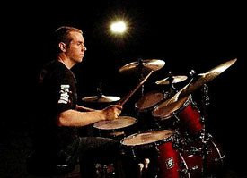 Modern Drummer Education Team Member Bill Bachman