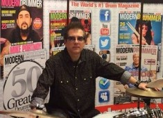 On the most recent episode of the podcast The Shoe, Modern Drummer associate editor Billy Amendola discusses the current state of the music industry, the effects of the Internet on musicians, and the Rock 'N' Roll Fantasy Camp....