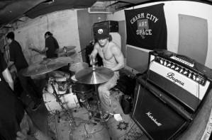 Brendan Yates of Diamond Youth Drummer Blog | Modern Drummer Magazine