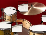 Showroom: Vater Marching Double Quiver Stick Holder, New Player�...