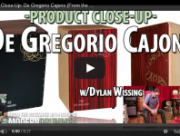 Product Close-Up: De Gregorio Cajons and Ahead Armor Cajon Bags (...