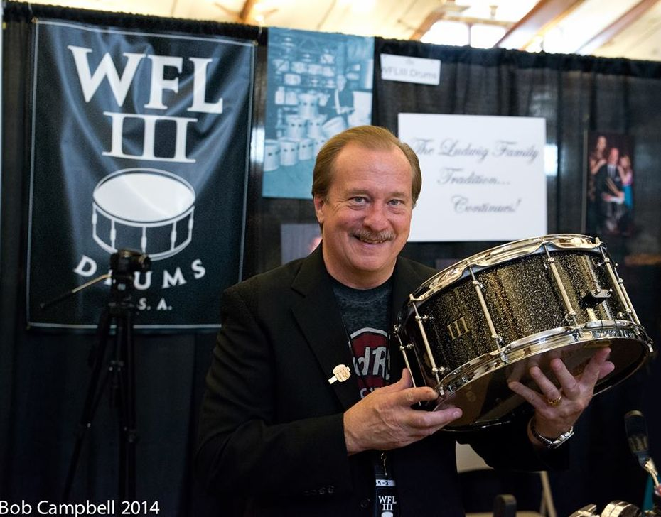 Introducing WFL lll Drums USA!