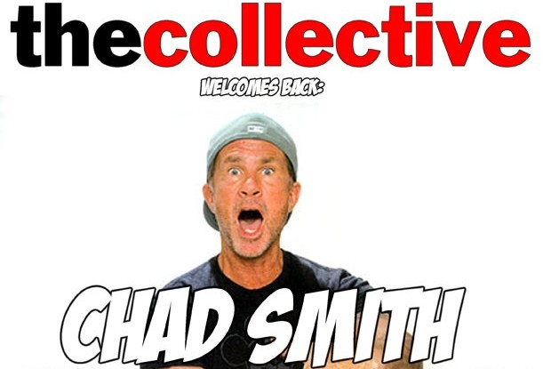Chad Smith Clinic at the Collective NYC