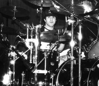 Anthrax Drummer Charlie Benante