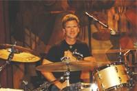 Drummer Chuck Tilley (thumb)