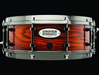 Product Close-Up: Grover Pro Custom Snare Drums (From the July 20...