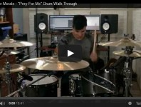Drummer Blog: The Color Morale's Steve Carey Walks Through the ...