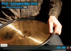 Cymgard makes mutes/edge protectors in three types: the Standard, the Lite, and the Hi-Hat Standard. Click here to check them out in action!