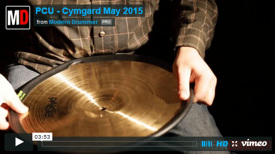 VIDEO DEMO! Product Close-Up: Cymgard Cymbal Accessories