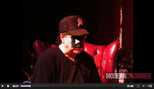 Part 1 of the video interview with Dino Danelli and Liberty DeVitto taped live at the Cutting Room in New York, NY.