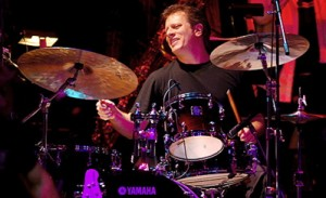 Drummer Dave Weckl