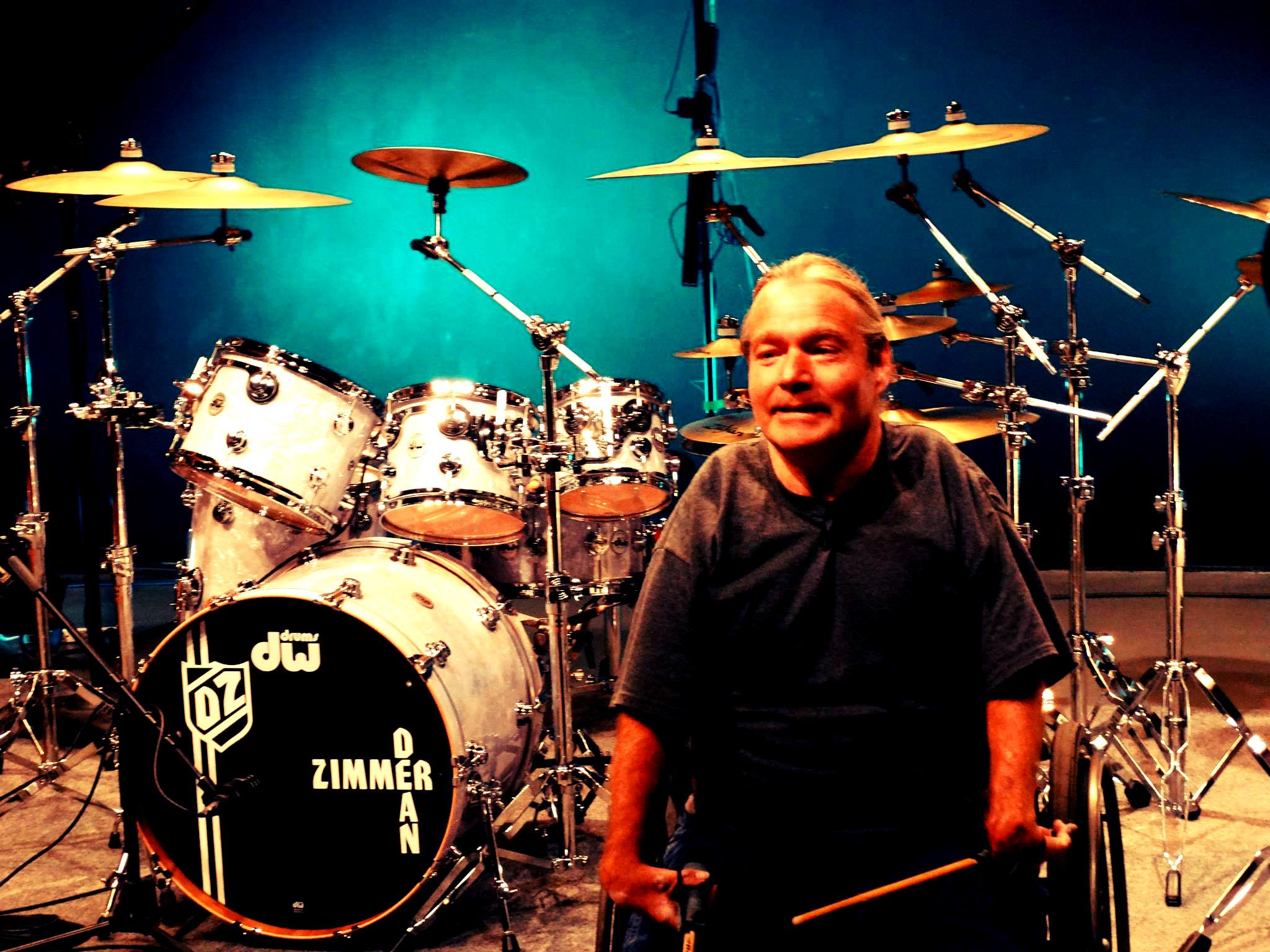 Dean Zimmer: Drummer Still Wanted