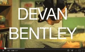 Drum Cover by Devan Bentley of Such Gold VIDEO