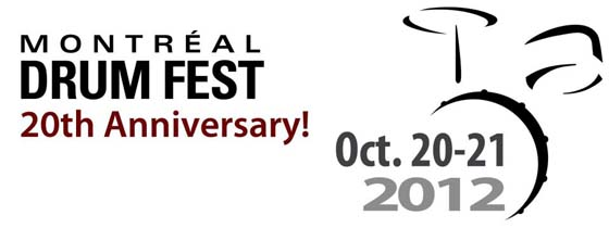 Montreal Drum Fest Celebrates its 20th Year