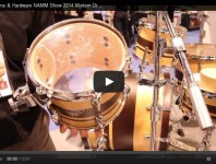 <b>VIDEO - Dixon Drums &amp; Hardware NAMM Show 2014 New Gear Coverage</b>
