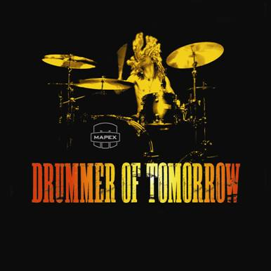 Mapex Drummer of Tomorrow