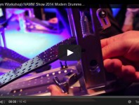<b>VIDEO - DW (Drum Workshop) NAMM Show 2014 New Gear Coverage </b>