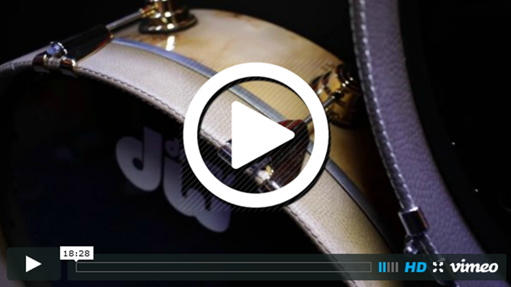 DW Drums at NAMM 2015 (VIDEO)