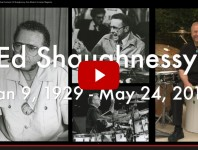 VIDEO: A Tribute to Tonight Show Drummer Ed Shaughnessy