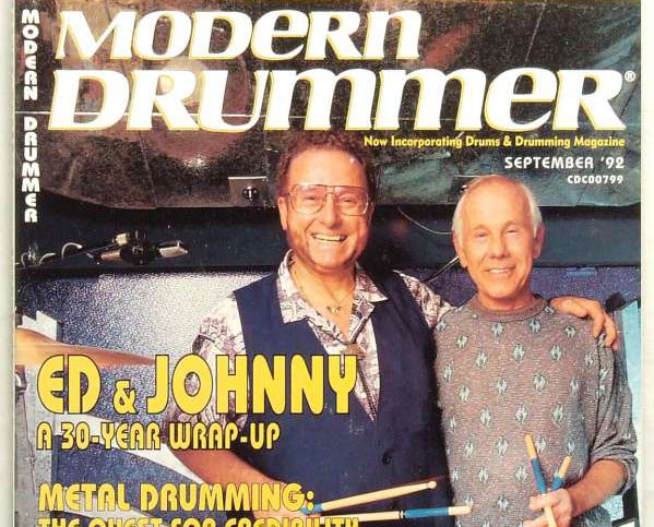 Drummer Ed Shaughnessy Passes