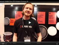 VIDEO - Evans Drumheads NAMM Show 2014 New Gear Coverage