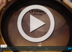 This video from NAMM 2015, Ben Smith, percussion products specialist for Evans Drumheads, takes us through the new offerings from the company for 2015....
