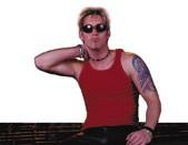 Drummer Tony Fagenson of Eve 6