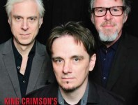 February 2015 Issue of Modern Drummer featuring King Crimson's ...