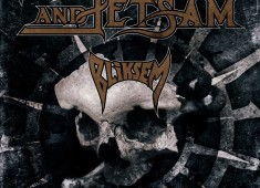 The first leg of Flotsam and Jetsam's European tour for 2015 begins May 13 with new drummer Jason Bittner (Shadows Fall), who joined the band in late 2014.