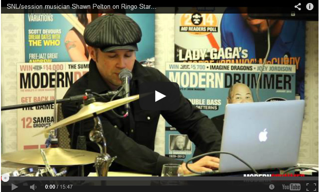 <em>Modern Drummer</em> Online All-Starr Tribute To Ringo Starr