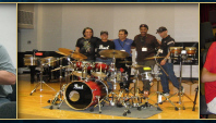 <b>Alex Acuna at University of Central Florida's Contemporary Drums and Percussion Camp</b>