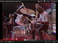 "<b>Focus Perform ""Hocus Pocus"" Live on The Midnight Special in '73</b>"