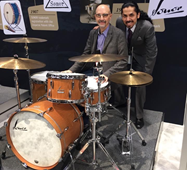 Vic's Drum Shop in Chicago, America's largest independent drum retailer, has been chosen by the Sonor Drum Company to be the first store in the United States to sell its new Vintage series drums....