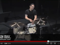 <b>Gil Sharone Ska Beat Demonstration (Video)</b>