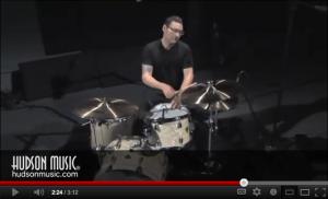 Gil Sharone Ska Beat Demonstration (Video)