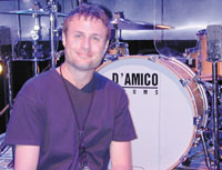 drummer Trey Gray