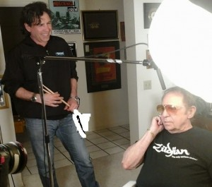McCarthy and Hal Blaine