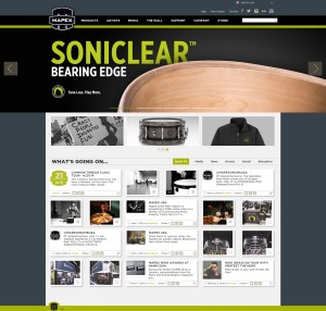 Mapex New Website