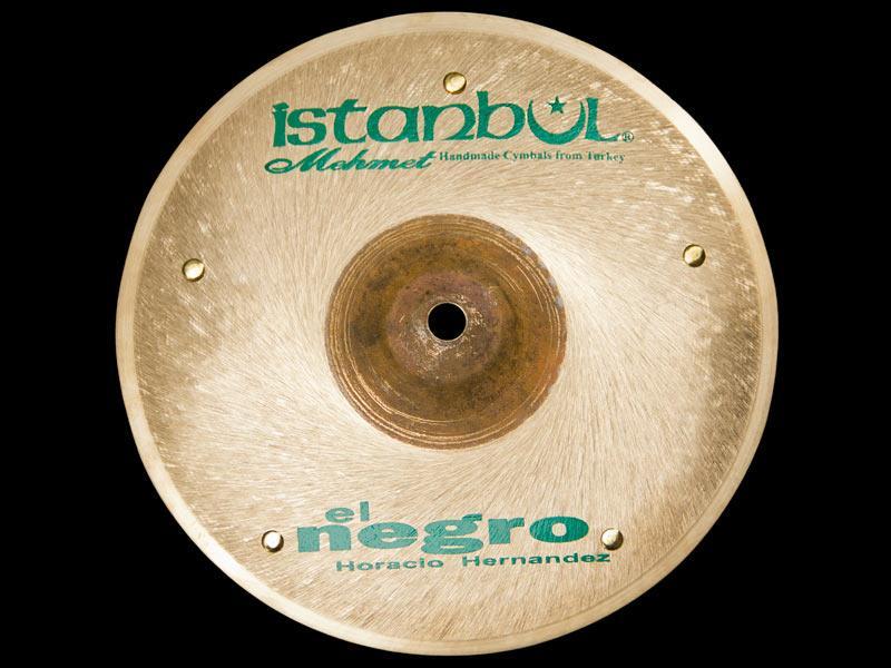 Splash  Istanbul Mehmet Horacio Hernandez Cymbals
